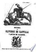 Historia de Oliveros de Castilla y Artus de Algarve