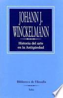 Historia del arte en la antigüedad