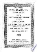 Historia Del Carmen Descalzo