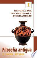 Historia del pensamiento y cristianismo: Filosofía antigua