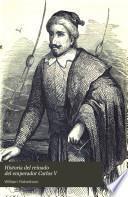 Historia del reinado del emperador Carlos V