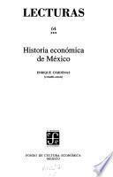 Historia económica de México