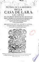 Historia genealogica de la casa de Lara... por don Luis de Salazar y Castro
