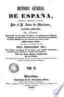 Historia general de España, 3