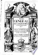 Historia general de la orden de nostra senora de la merced redencion de cantivos
