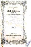 Historia general de real hacienda