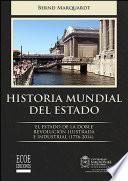 Historia mundial del estado