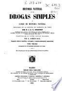 Historia natural de las drogas simples ó curso de historia natural