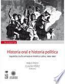 Historia oral e historia política