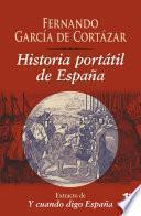 Historia portátil de España