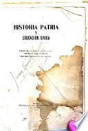 Historia y patria y educación cívica