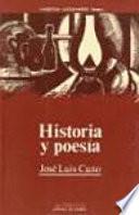 Historia y poesía