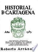 Historial de Cartagena