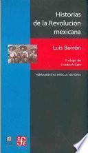 Historias de la Revolución Mexicana