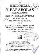 Historias y parabolas moralizadas