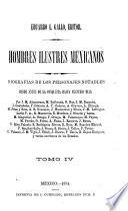 Hombres ilustres mexicanos