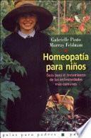 Homeopatía para niños