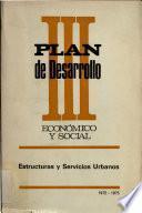 III Plan de desarrollo 1972-1975