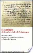 Il Condaghe di San Michele di Salvennor