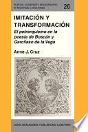 Imitación y transformación
