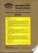 Informacion Tecnologica