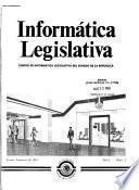 Informática legislativa
