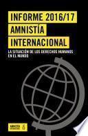 Informe 2016/2017 Amnistía Internacional