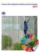 Informe de los Objetivos de Desarrollo Sostenible 2017