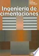 Ingeniería de cimentaciones