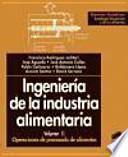 Ingeniería de la industria alimentaria