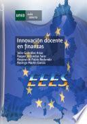 Innovación Docente en Finanzas