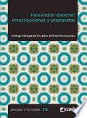 Innovación docente: investigaciones y propuestas
