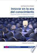 Innovar en la era del Conocimiento