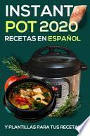 Instant pot recetas en español