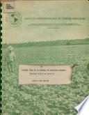 instituto intermamericano de ciencias agricolas
