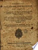 Instrucción para dirigir con seguridad las Cartas a todos los pueblos, monasterios, ...