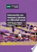 INTERVENCIÓN CON MENORES Y JÓVENES EN DIFICULTAD SOCIAL