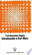 Introduccion a Karl Marx