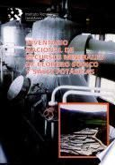 Inventario nacional de recursos minerales de cloruro sódico y sales potásicas