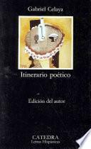 Itinerario poético