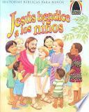 Jesus Bendice a Los Ninos
