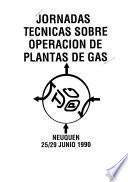 Jornadas Técnicas sobre Operación de Plantas de Gas