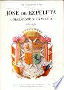 José de Ezpeleta, gobernador de La Mobila, 1780-1781