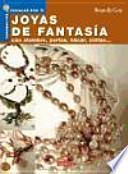 Joyas de fantasía con alambre, perlas, nácar, cintas--