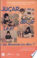 Jugar, dibujar, leer ¿los diferencian los niños?