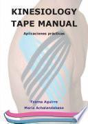 Kinesiology tape manuel : aplicaciones prácticas