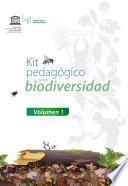 Kit pedagógico sobre biodiversidad