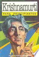 Krishnamurti para principiantes