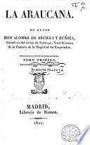 La Araucana, 1