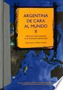 La Argentina de cara al mundo